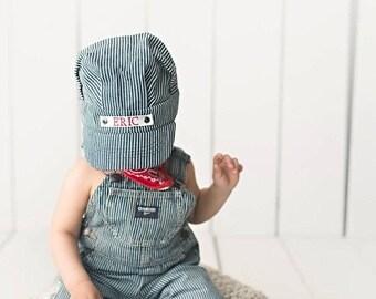 Toddler Halloween Costume, Toddler Boy Costume, Boy Costume, Toddler Costume, Boy Halloween Costume, Train Engineer Costume, Train Costume
