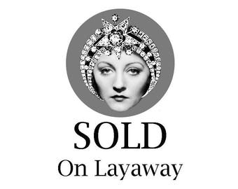 ON LAYAWAY Please don't purchase if not your layaway