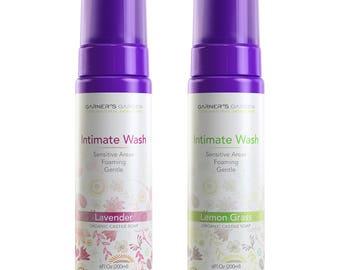 Organic Intimate Wash