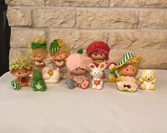 Vintage Strawberry Shortcake Toddler Collection~
