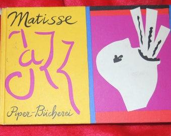 Henri Matisse Jazz Hardcover – 1957