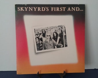 Lynyrd Skynyrd - Skynyrd' First And Last - Circa 1978