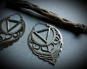 earrings *geometry*