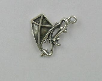 Sterling Silver Kite Charm