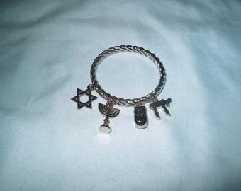 Jewish Baby Bracelet