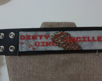 Walking Dead seed bracelet, Walking Dead Jewelry Walking Dead bracelet, Walking Dead Lucille Bracelet