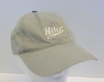 90s Nike Low profile hat cap dad 1990s