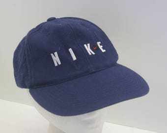 90s Nike SPORTS SPECIALTIES Hat cap snapback 1990s vintage