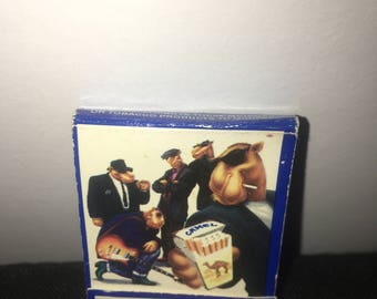 Joe Camel Matchbook