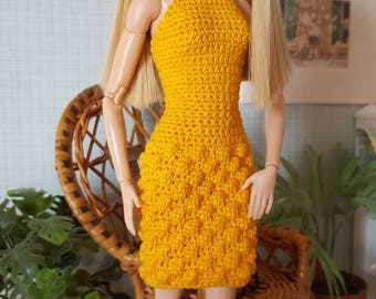 Bubble Dress for Made to Move Barbie