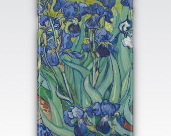 Case for iPhone 8, iPhone 6s,  iPhone 6 Plus,  iPhone 5s,  iPhone SE,  iPhone 5c,  iPhone 7  - Irises by Van Gogh Case