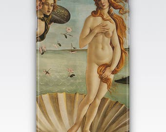 Case for iPhone 8, iPhone 6s,  iPhone 6 Plus,  iPhone 5s,  iPhone SE,  iPhone 5c,  iPhone 7  - The Birth of Venus by Botticelli