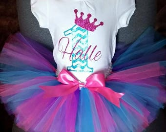 Princess Birthday Outfit