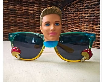 Psychedelic Ken Doll Shades
