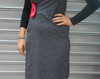 Luck Zania wrap dress