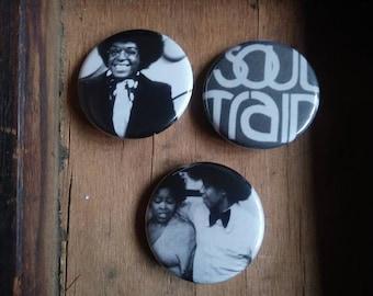 Soul Train Pins