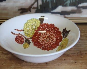 Gorgeous Vintage Johnson of Australia cereal bowl