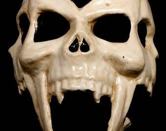 Triple Reaper Masquerade Mask
