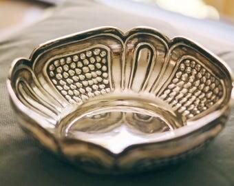 Silver Dish 900 grade