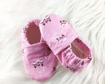 Softsole Shoes, Slip Ons, Crib Shoes, Baby Shoes, Slippers