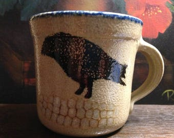 Monroe Salt Works - Crow Mug