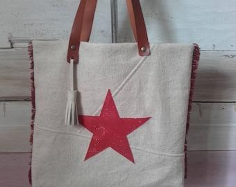 Tote bag - linen-894
