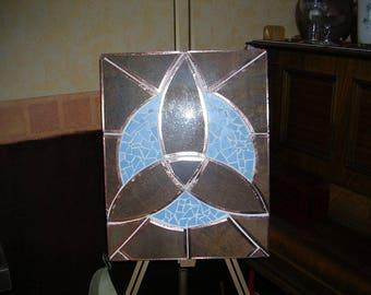 TRIQUETRA - stoneware-porcelain - ceramic mosaic