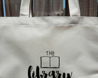 TOTE BAGS, Canvas Tote Bags, Canvas Gym Tote, Travel Bags, Craft Bags, Reusable Shopping Bags, Book Bags, Picnic Bags, Library Book Bag
