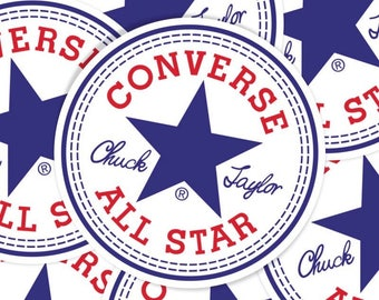 Converse All Star Chuck Taylor Stickers Converse Logo Stickers