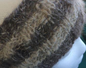 Wolfy warm ear band to beat back winter