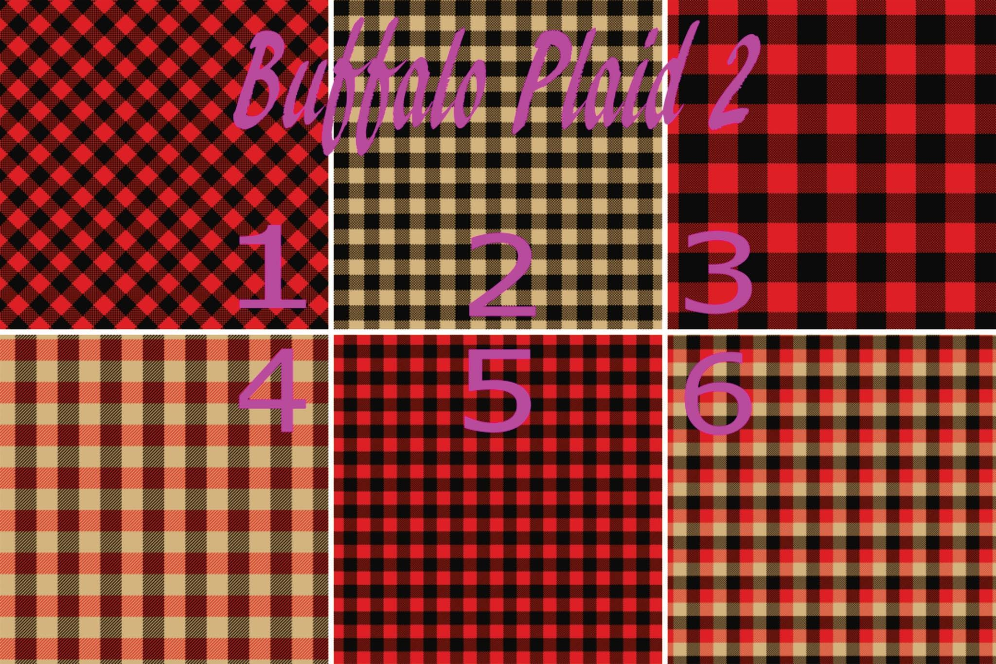 Pattern Vinyl Htv Buffalo Plaid Vinyl Red And Black Plaid