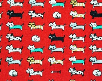 Kitty Fabric: Kobayashi