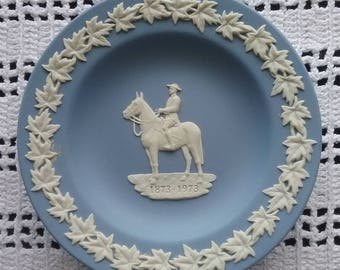 Vintage Wedgewood RCMP Plate, RCMP Collectible Plate, Royal Canadian Mounted Police, Canadian Memorabilia, Canada Collectible, RCMP 100 Year