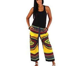 African Heart of Africa Pants