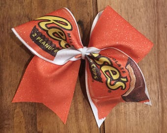 Reese peanut butter cup bow