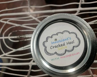 Organic Cracked Heel Salve