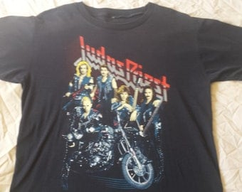 JUDAS PRIEST tour shirt 1988 Ram It Down
