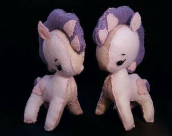 """Little pony """" Sweetheart""""."""