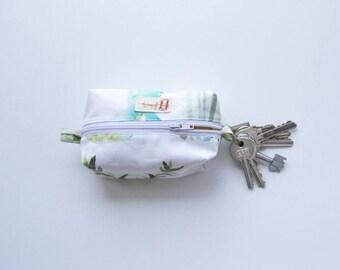 Toluca-hand made cotton clutch bag