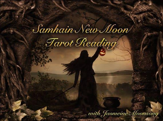 Samhain New Moon Reading