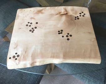 Maple cutting / serving board