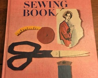 20% Off Sale Vintage 1963 McCall's Sewing Book Complete Guide to Dressmaking Tailoring