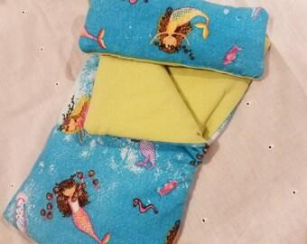 Mermaid sleeping bag for Wellie Wishers