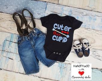 Cuter than Cupid Bodysuit