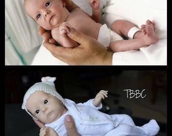 Made to Order Preemie Reborn Baby