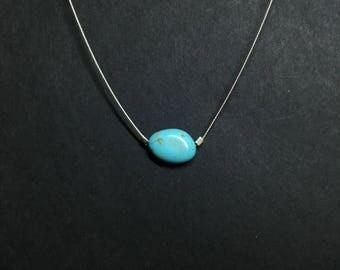 Magnesite Stone Necklace