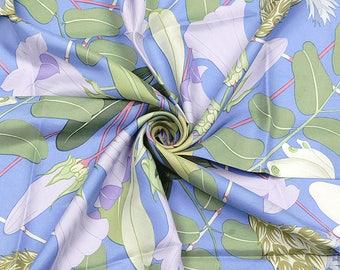 "HERMES SCARF Silk ""Flora Graeca"" by Niki Goulandris Vintage 90cm Carre 100% Auth"