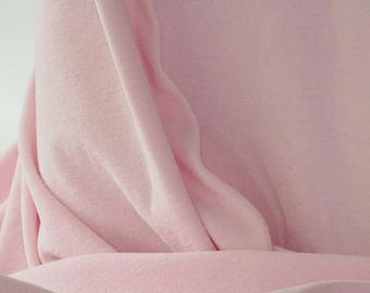 Velour baby Pink - CPauli- Organic Cotton UK Seller