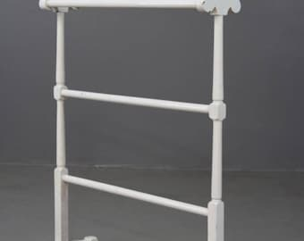 Antique White Towel Rail