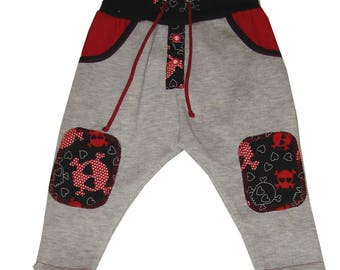 Harem pants for baby boy 12-18 months